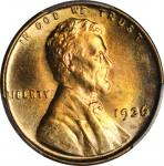 1936 Lincoln Cent. FS-102. Doubled Die Obverse, Type II. MS-66 RB (PCGS). CAC.