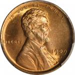 1909-S Lincoln Cent. MS-67 RD (PCGS).