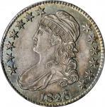 1826 Capped Bust Half Dollar. O-110. Rarity-2. MS-62 (PCGS).