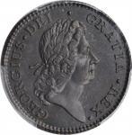1722 Rosa Americana Penny. Martin 2.19-D.5, W-1268. Rarity-4. UTILE DULCI. AU Details--Altered Surfa