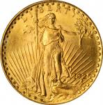 1925 Saint-Gaudens Double Eagle. MS-65 (PCGS).