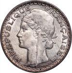 1931年法属安南1元,PCGS 评级