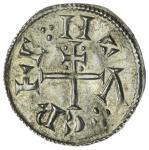 Danelaw, Viking Kingdoms, Cnut of Northumbria (c. 900-905), Penny, Cunnetti type,  [York], 1.38g, 3h