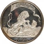 1799年英国Seringapatam战役银章。苏活(伯明翰)铸币厂。INDIA. Battle of Seringapatam Silver Medal, 1799. Soho (Birmingha