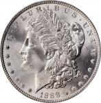 1888 Morgan Silver Dollar. MS-65 (PCGS). CAC.