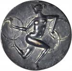 Italy. 1960 Olympic Games, Rome, Participation Medal. Cast Bronze. 54.3 mm. Gad-1960-2. Extremely Fi