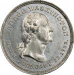 Circa 1860 Washington / Edward Everett muling by Joseph Merriam. Musante GW-322, Baker-214B. White M