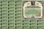 United States of America. Acts of September 24, 1917, amended April 4, 1918. $50. 4-1/4% Coupon Gold