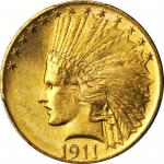 1911 Indian Eagle. MS-65 (PCGS). CAC.