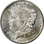 1895-S Morgan Silver Dollar. MS-64 (PCGS). CAC.