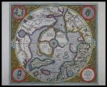 Septentrionalium Terrarum description. Gerardus Mercator, Jodocus Hondius. Ca. 1610. 15 ¼ x 14 1/3