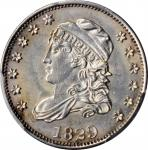 1829 Capped Bust Half Dime. LM-13.1. Rarity-1. MS-62 (PCGS).
