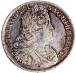 1739年匈牙利银币,EF-AU品相