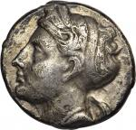 MYSIA. Kyzikos. AR Tetradrachm (12.33 gms), 3rd century B.C. NGC VF, Strike: 5/5 Surface: 2/5. Edge