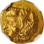 SICILY. Syracuse. Dionysios I, 406-367 B.C. AV 20 Litrai (Tetradrachm) (1.16 gms), ca. 405-400 B.C.