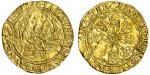 James I (1603-25), Spur-Ryal, second coinage, 6.62g, mm. escallop, 品acobvs?d! g! mag! brit! fran! et