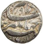 Lot 2379 MUGHAL: Jahangir, 1605-1628, AR rupee 4011.22g41, Allahabad, AH1034 year 19, KM-149.8, 1 te