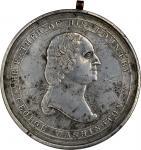 1843年印第安和平奖章  近未流通