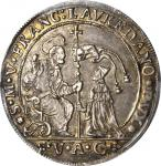 ITALY. Venice. Osella, 1754-VAC. Francesco Loredano (1752-62). PCGS AU-58 Secure Holder.