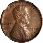 1909-S Lincoln Cent. V.D.B. AU-53 BN (NGC).