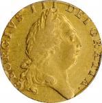 GREAT BRITAIN. Guinea, 1792. London Mint. George III. PCGS AU-50.