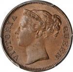 1845年半分 PCGS MS 65