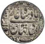 Lot 2401 MUGHAL: Shah Jahan I, 1628-1658, AR frac12 rupee 405.73g41, Daulatabad, AH1044, KM-218, 1 t