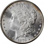 1879-S Morgan Silver Dollar. MS-68 (PCGS).