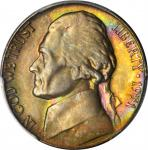 1951-D Jefferson Nickel. MS-67 FS (PCGS).