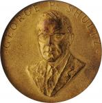 1973 United States Assay Commission Medal. Bronze. 57 mm. By Frank Gasparro and Sherl J. Winter. JK