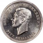 Great Britain, silver 1 crown, 1951, (S-4111), PCGS PL65, #80791908, the second highest grade in PCG