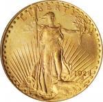 1924 Saint-Gaudens Double Eagle. MS-63 (PCGS).