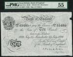 Bank of England, Cyril Patrick Mahon (1925-1929), 」10, Leeds 12 October 1925, serial number 099/V 41