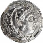 MACEDON. Kingdom of Macedon. Philip III, 323-317 B.C. AR Tetradrachm (17.12 gms), Babylon Mint, Stru