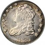 1825 Capped Bust Dime. JR-2. Rarity-2. MS-62 (PCGS). OGH.