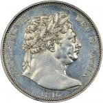 George III (1760-1820), proof Halfcrown, 1816, georgius iii dei gratia, large laureate head right, r
