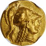 MACEDON. Kingdom of Macedon. Alexander III (the Great), 336-323 B.C. AV Stater (8.60 gms), Sidon Min