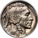 1914 Buffalo Nickel. Proof-67 (PCGS). CAC. OGH--First Generation.