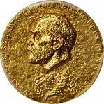 (1975) A10 Nominating Committee For the Nobel Prize in Economics Medal. Gold. 26 mm. 20.2 grams. Spe