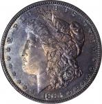 1883 Morgan Silver Dollar. Proof-64 (NGC).