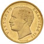 Savoy Coins;Vittorio Emanuele III (1900-1946) 20 Lire 1905 - Nomisma 1075 AU Minimi graffietti sulla