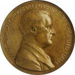 1935 United States Assay Commission Medal. Bronze. 51 mm. By John R. Sinnock. JK AC-80a. Rarity-5. E