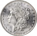 1882-S Morgan Silver Dollar. MS-65 (PCGS). CAC. OGH.