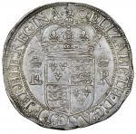1600-01伊丽莎白一世银币 NGC AU 55