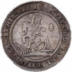 GREAT BRITAIN. Pound, 1642. Oxford Mint. Charles I (1625-49). PCGS EF-40 Secure Holder.