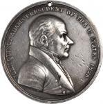 1825年印第安和平奖章 近未流通