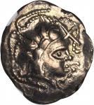 GAUL. Namnetes. EL Stater (6.97 gms), ca. 100-50 B.C.