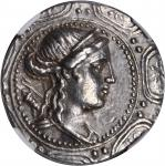 MACEDON. Under the Romans. AR Tetradrachm (15.78 gms), First Meris Amphipolis Mint, ca. 167-148 B.C.