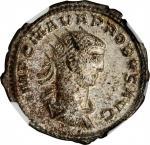 PROBUS, A.D. 276-282. BI Antoninianus (3.76 gms), Siscia Mint, 1st Officina, A.D. 280-281. NGC MS, S