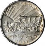 1937-D Oregon Trail Memorial. MS-67 (PCGS).